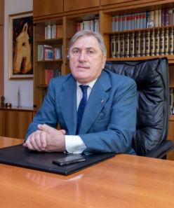 Adino Cisilino, dottore commercialista